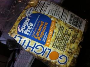 Golightly Sugar Free Caramel Popcorn – Review