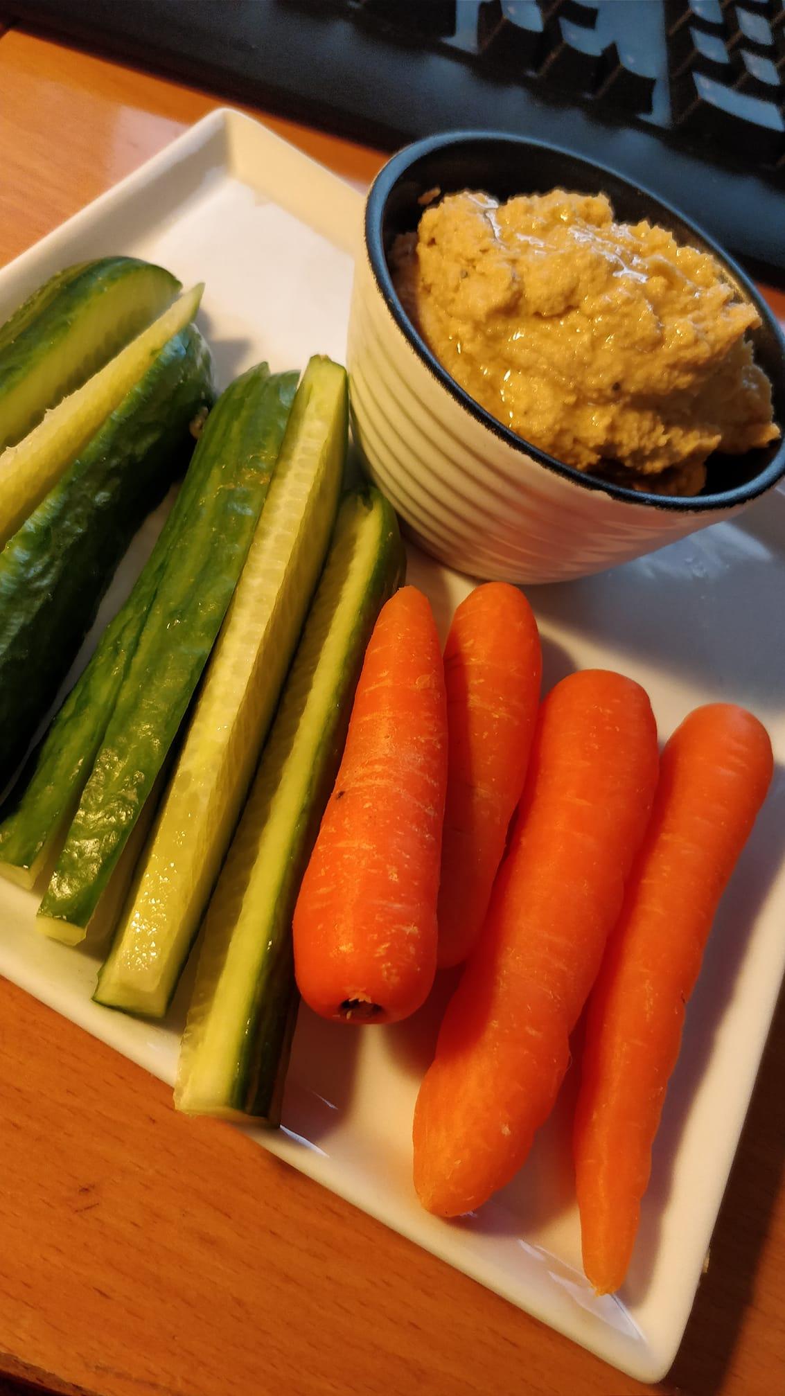Hjemmelavet humus
