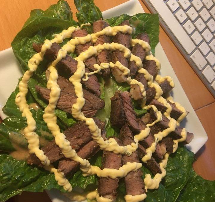 Kold Beef Salat
